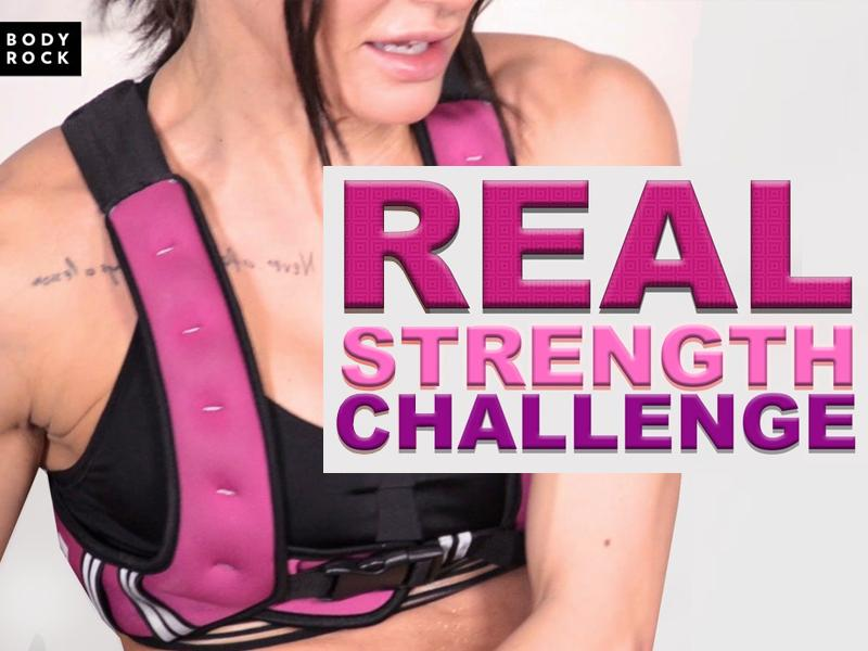 Real Strength Challenge