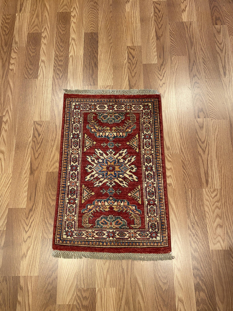 Kazak - Item BG04 (SOLD) - Baluchi Rug Gallery