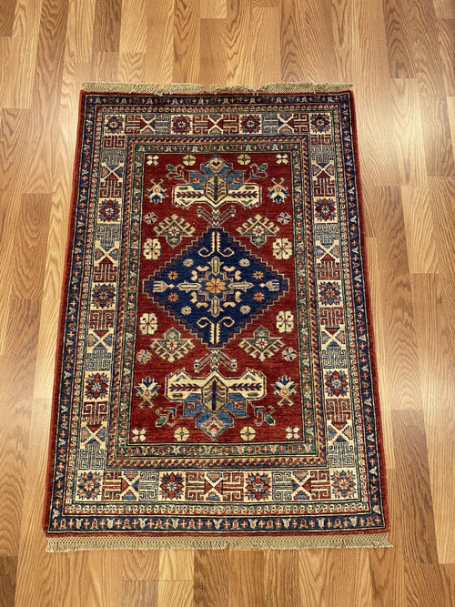 Kazak - Item BG196 (SOLD) - Baluchi Rug Gallery