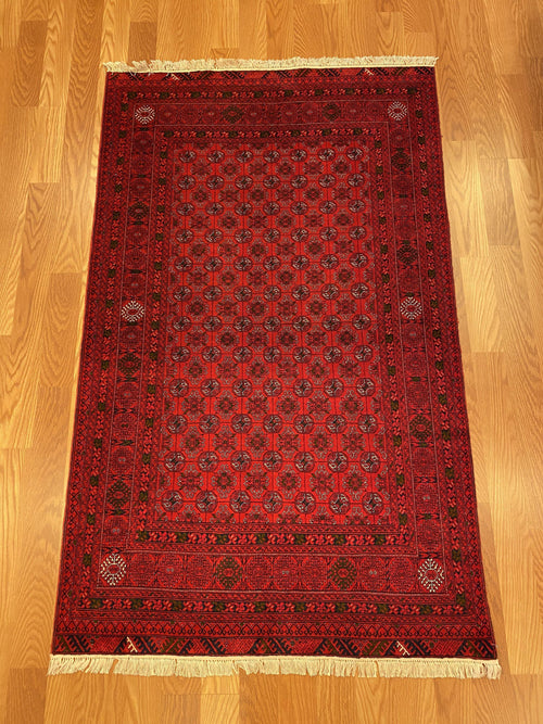 Red - Item BG268 - Baluchi Rug Gallery