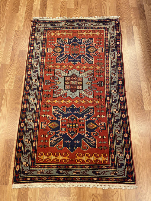 Tribal - Item BG271 - Baluchi Rug Gallery