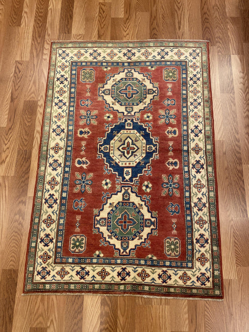 Red - Item BG277 - Baluchi Rug Gallery