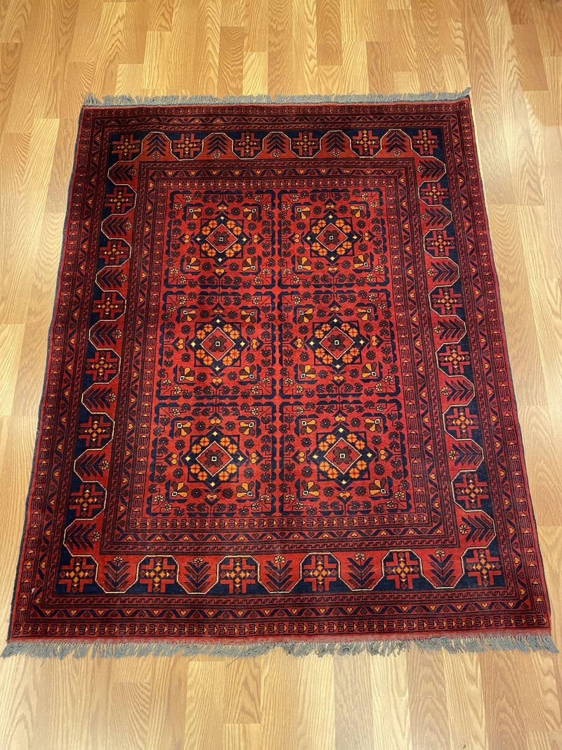 Red - Item BG282 - Baluchi Rug Gallery