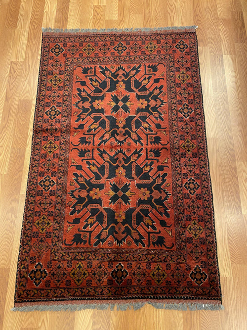 Red - Item BG284 - Baluchi Rug Gallery