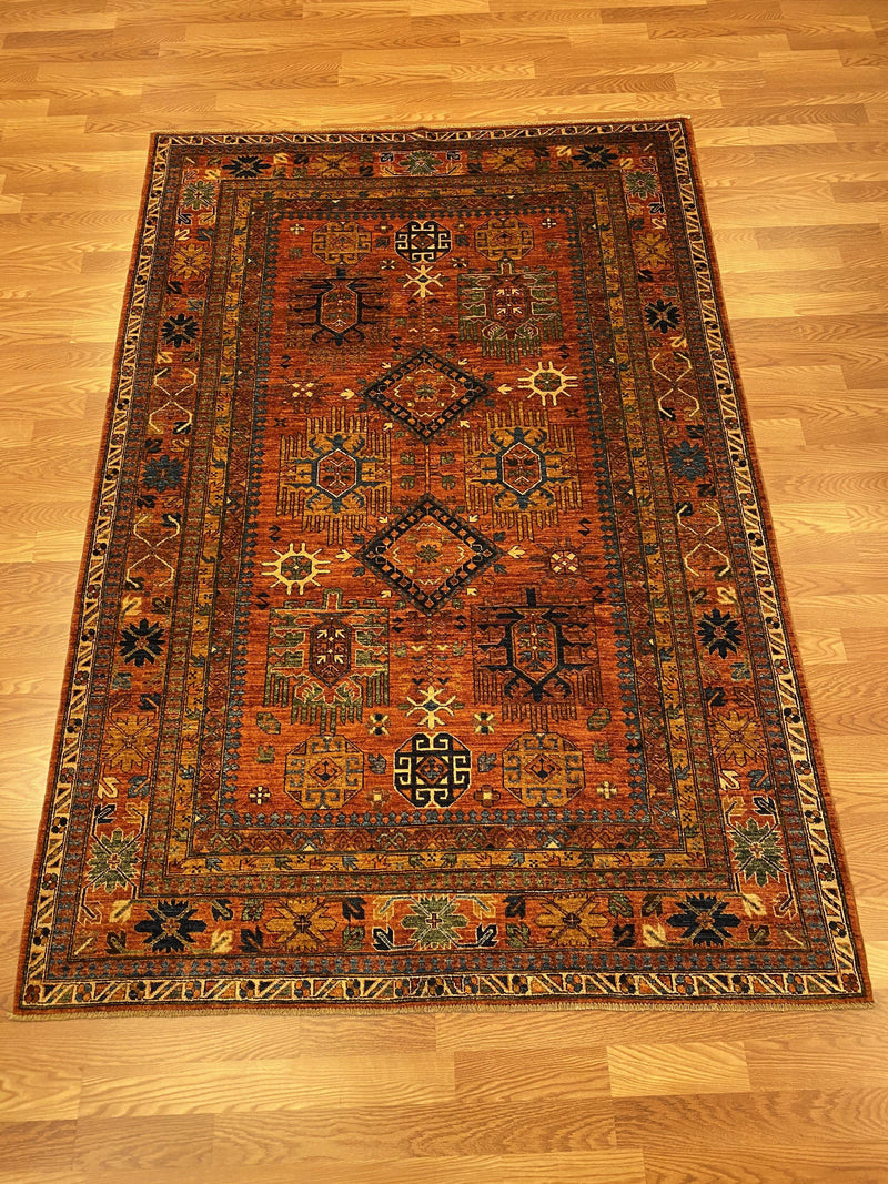 Tribal - Item BG491 - Baluchi Rug Gallery