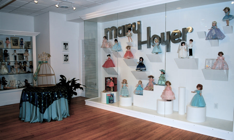 Mary Hoyer Doll Company debut of new online shop