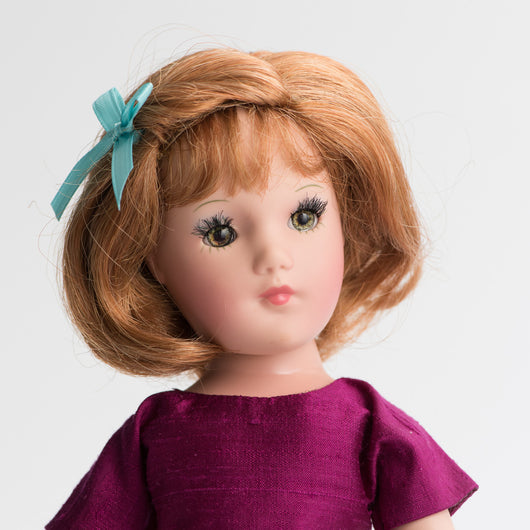 Playdoll - Ginger, Curly Bob, Green Eyes