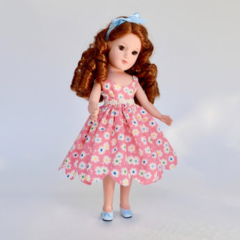 Dress - Pretty in Pink Daisies