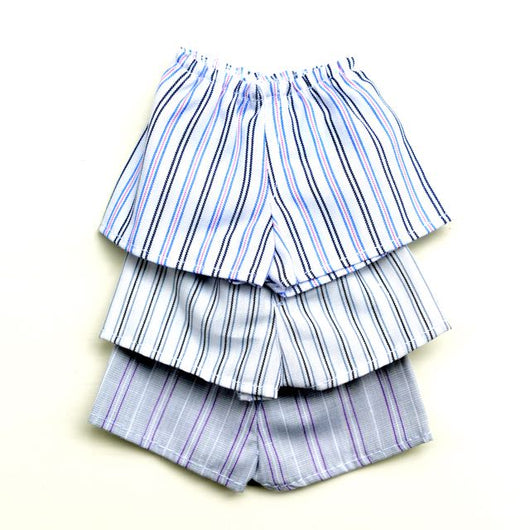Boy - Stripped Boxer Shorts