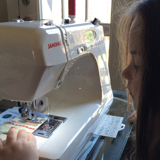Mary Hoyer Sewing Event - Fall Fun Fur