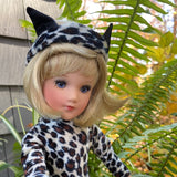Dressing Up - Leopard Style