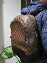 Louis Vuitton Checkered Backpack!