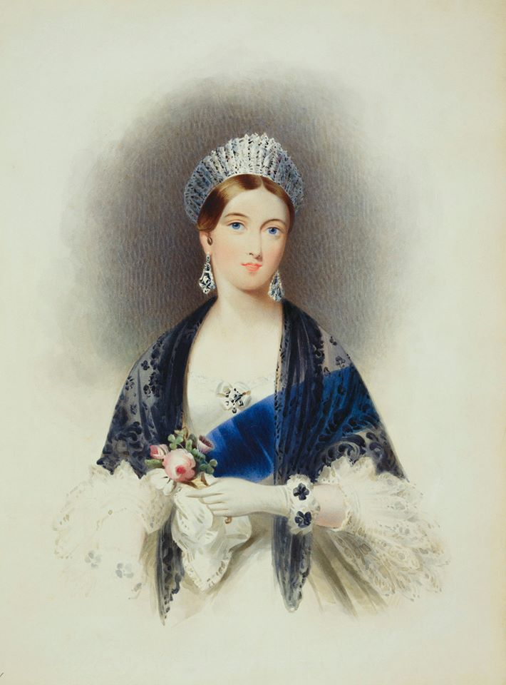 Queen Victoria's Birthday 24 May 1819, 201 Years ago