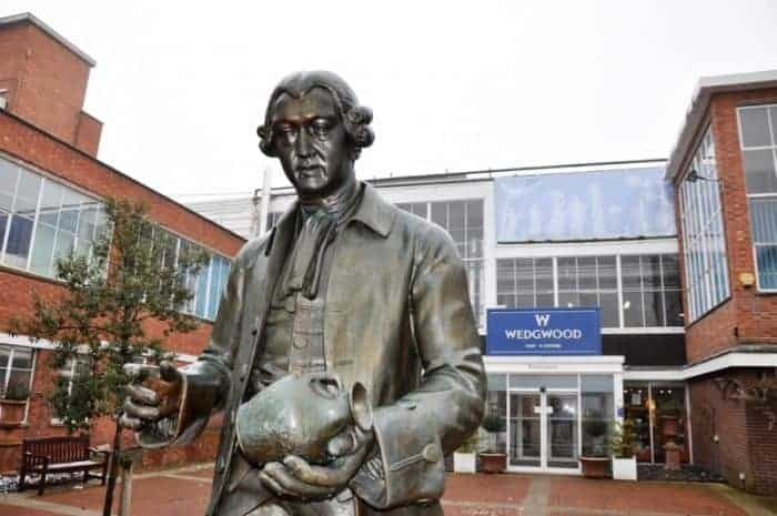 Happy Birthday Wedgwood! 261 Years Old