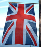 British Flag Union Jack 3 X 5 Foot England Large Fabric Flag