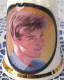 Thimble Prince William 18th Birthday 2000 English Bone China Commemorative