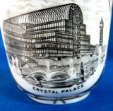 Souvenir Cup 1851 Crystal Palace Exhibition Victoria And Albert Rare Survivor