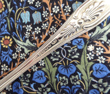 Edwardian Tablespoon Georgian Kings Pattern Large Trifle Spoon Serving Shell