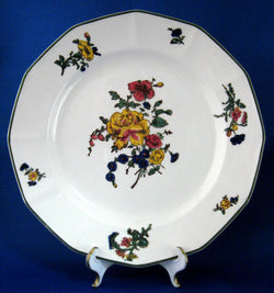 Royal Doulton Old Trentham Sprays Dinner Plate Colorway B 1912