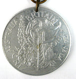 Medal King George V And Queen Mary Jubilee 1935 English Royalty