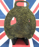 Horse Brass England Jamaica Inn Cornwall Pirate Vintage Souvenir Pub 1930s Harness Ornament