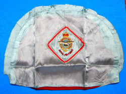 Royal Air Force RAF WWII Silk Tea Cozy England Vintage 1940s Padding removed