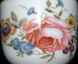Egg Coddler Royal Worcester Bournemouth 2 Egg 1950s Floral King Double