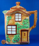 Westminster Cottage Ware Teapot Hot Water Vintage Cottage 1950s Kitsch