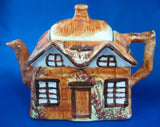 Cottageware Teapot Cream Sugar Price Kensington Super 1950s Kitsch
