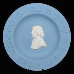Wedgwood Blue Jasperware Dish Josiah Wedgwood Compotier 1970s Collectors Society