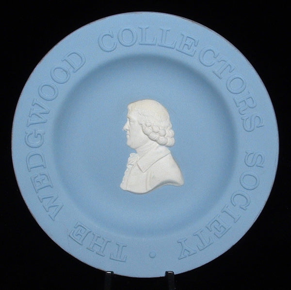 25% OFF Today! Wedgwood Blue Jasperware Dish Josiah Wedgwood Compotier 1970s Collectors Society