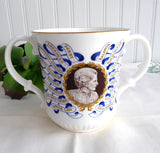Royal Doulton Margaret Thatcher Loving Cup First Woman PM of England 1979