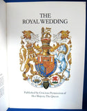 Charles Diana 1981 Royal Wedding Programme Fab Photos English Edition