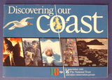 English Trading Cards Tea Card Album PG Tips Tea Discovering Our Coast Album Only