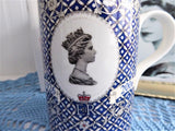 Queen Elizabeth II 80th Birthday Mug 2006 Mint Original Box Sadler
