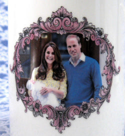 Princess Charlotte Birth William Kate 2015 Royal Birth English Bone China