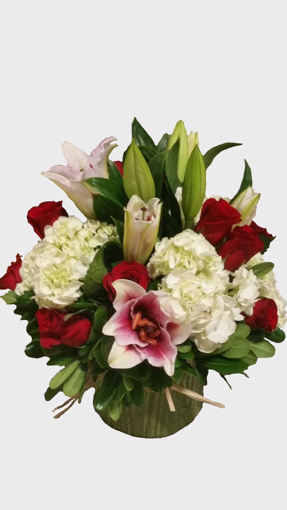 Grand Spirit Flower Arrangement Flora Funeral Flowers Are Happy