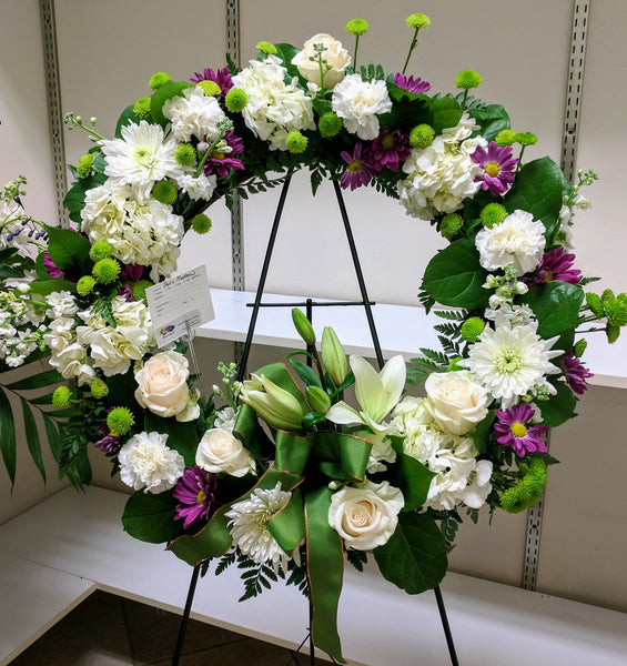 Wreath Easel