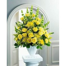 """Sun Shines Bright"" Flower Arrangement"