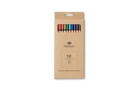 Pencils Color (Set of 12)
