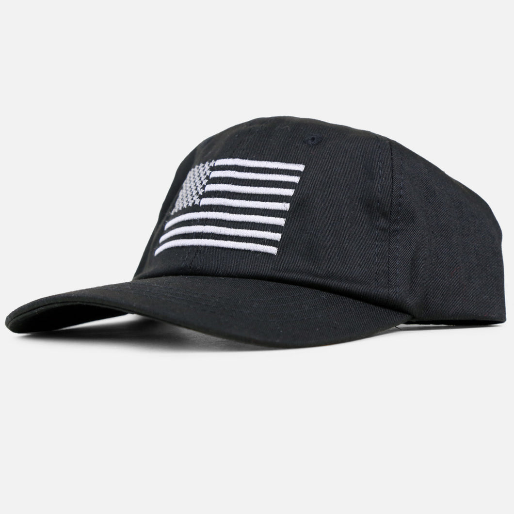 Rothco Tactical Operator Cap With US Flag