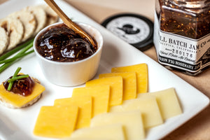 Mission Fig Rosemary Jam