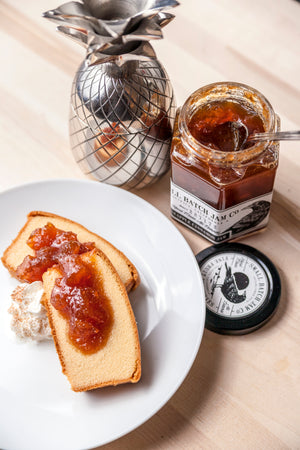 Pineapple Cinnamon Jam