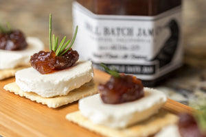 Spiced Apple Date Jam