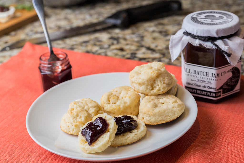 Elephant Heart Plum Jam