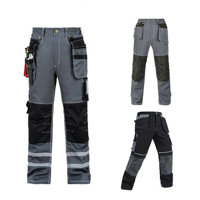 Men's Work Pants Workwear Multi Pockets