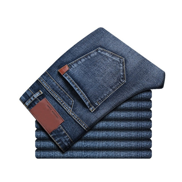 Jeans Fashion Straight Denim