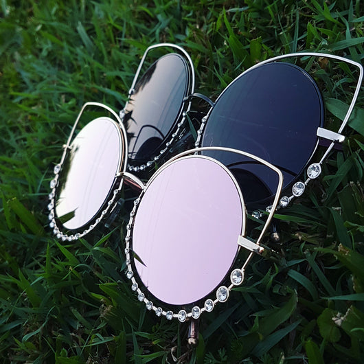 CAT EYE FESTIVAL GLASSES
