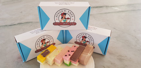 Weekly Subscription Gourmet Fudge x 3 weeks(One Payment)