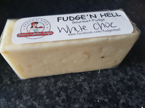 White Chocolate fudge - Pre order